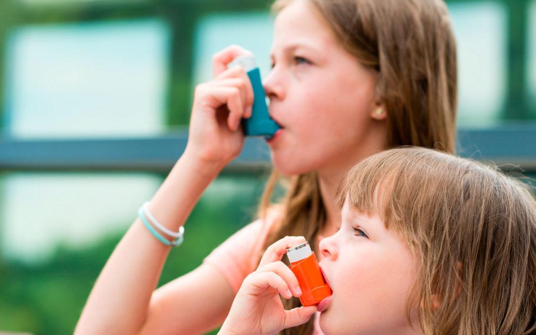El asma en niños