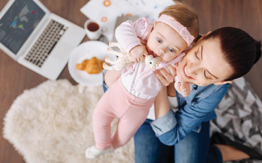 Mujer, mamá y millennial