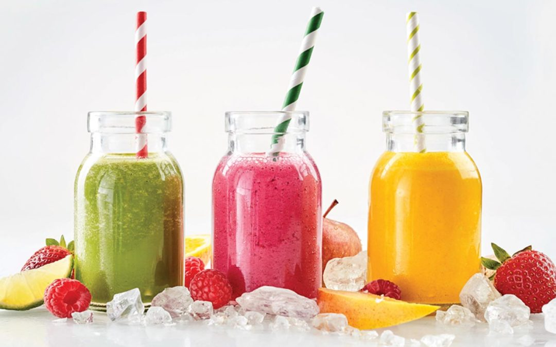 ¡Smoothies!