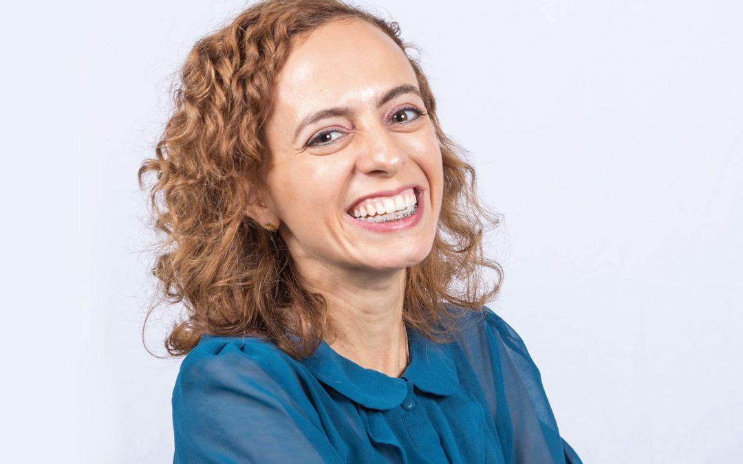Ella es Gaby Rodríguez