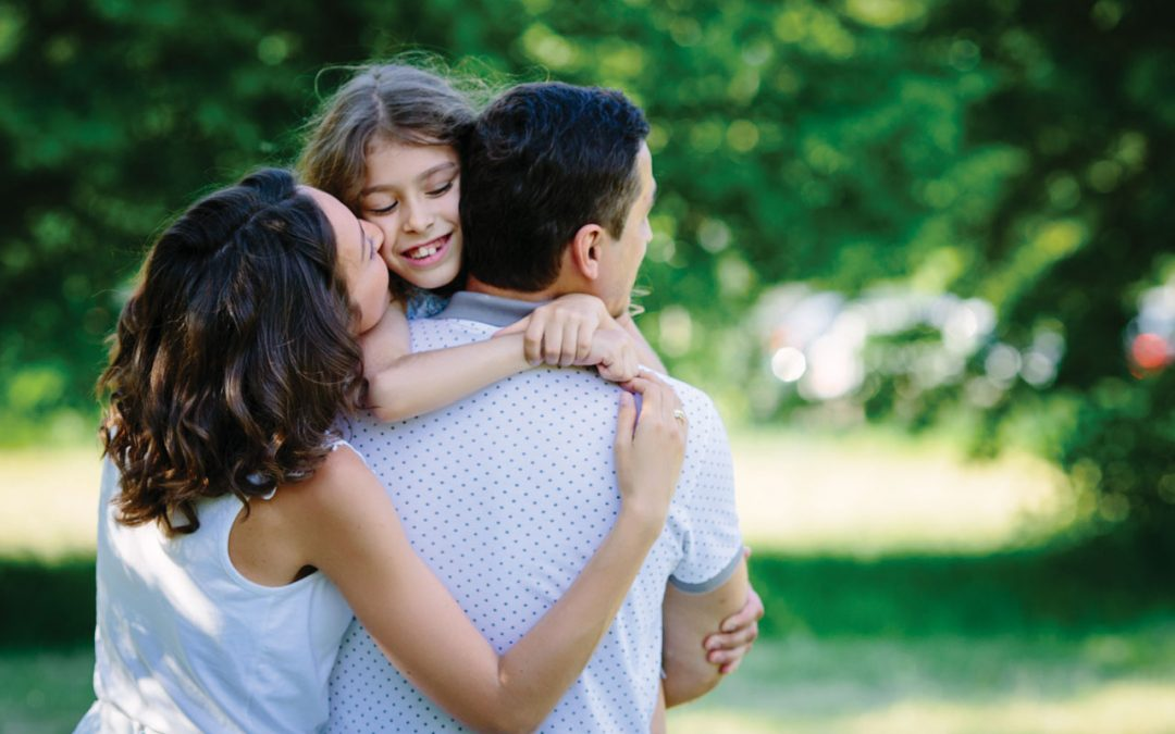 Hacer a los hijos felices