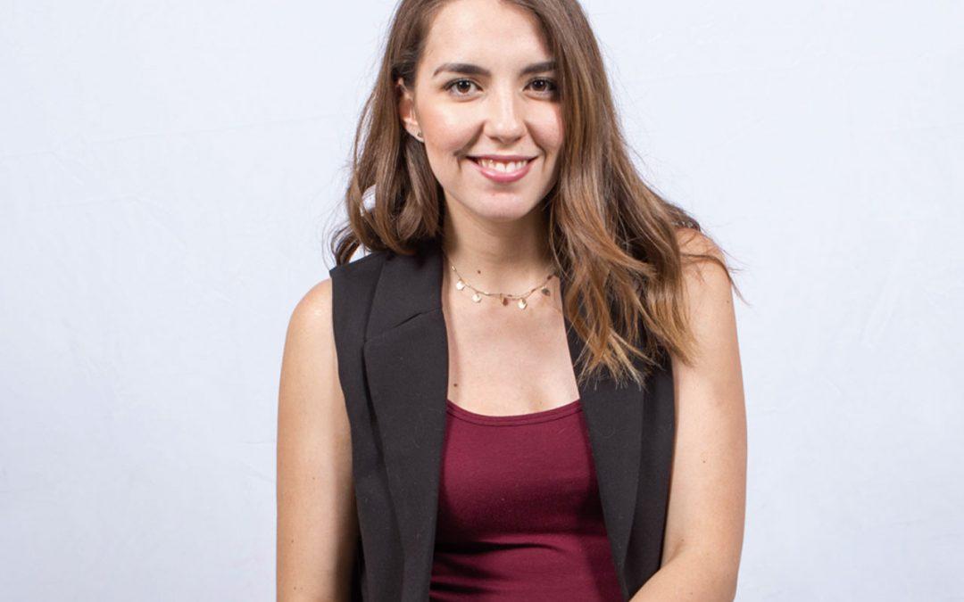 Ella es Liliana Díaz
