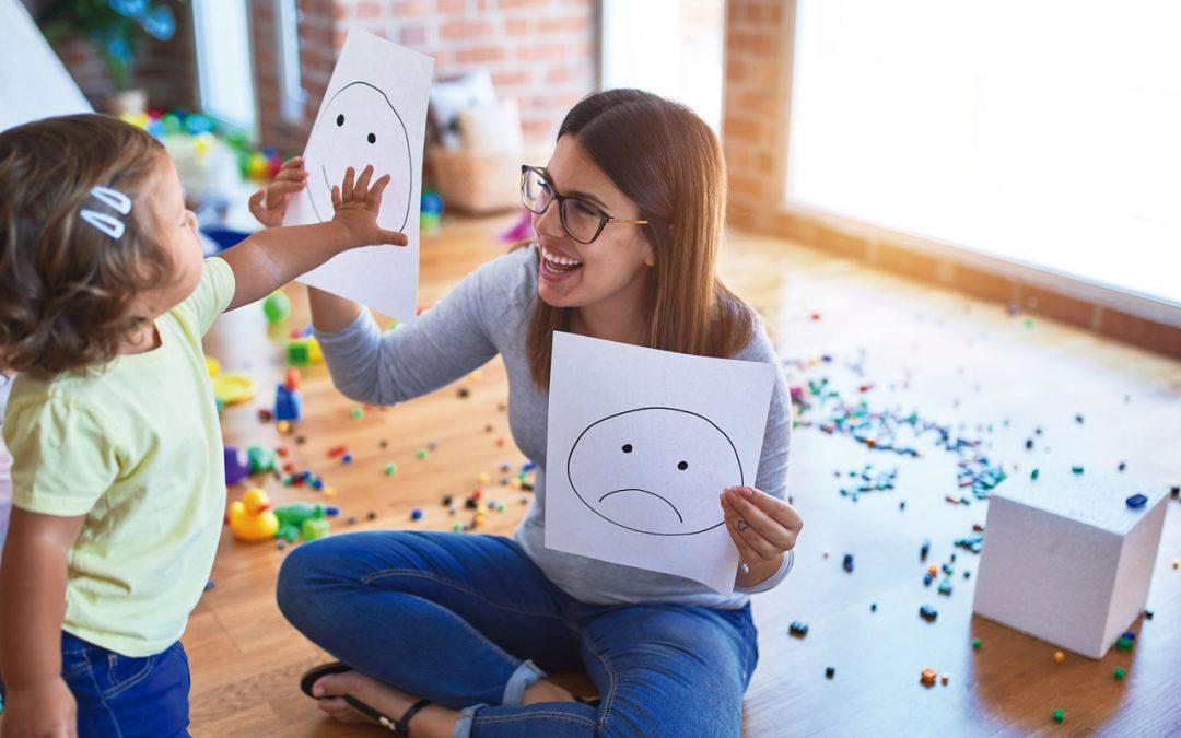 ¿Cómo lograr el bienestar mental de los hijos?