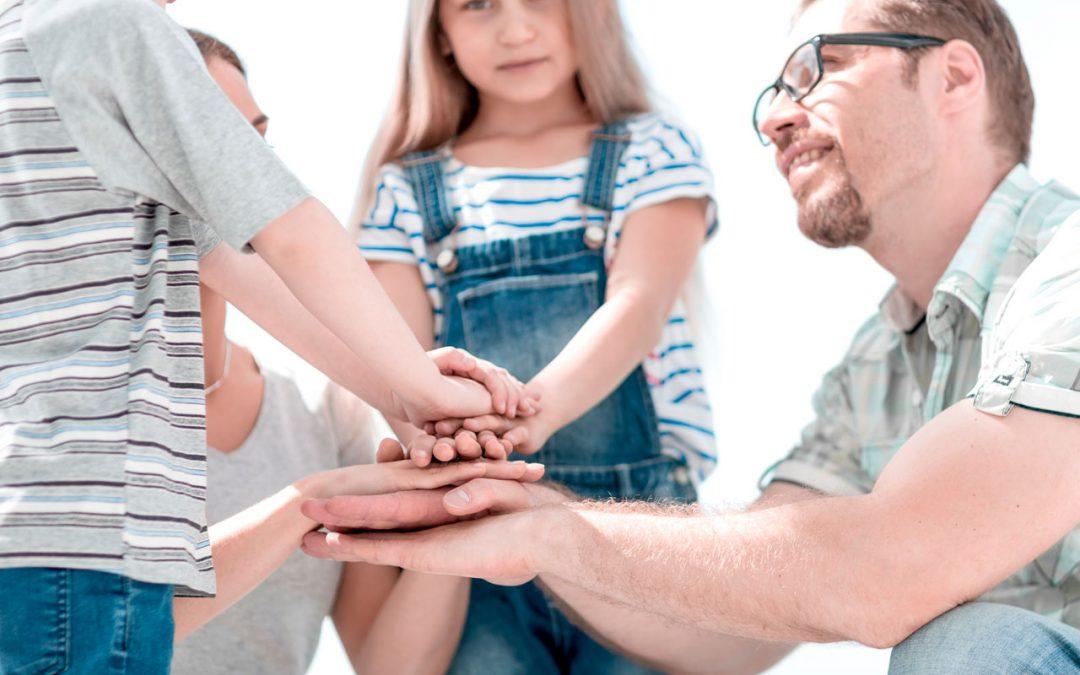 El cambio hacia un mejor entorno familiar