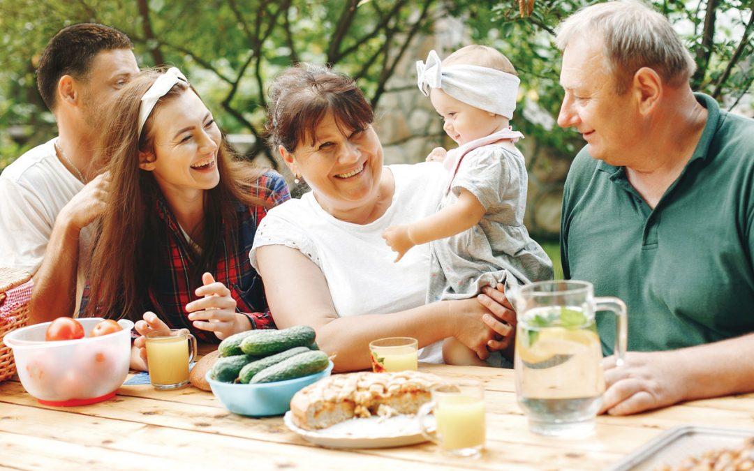 ¿Cómo llevarte bien con tu familia política?